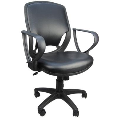 邏爵LOGIS- 皮革武士電腦椅/辦公椅