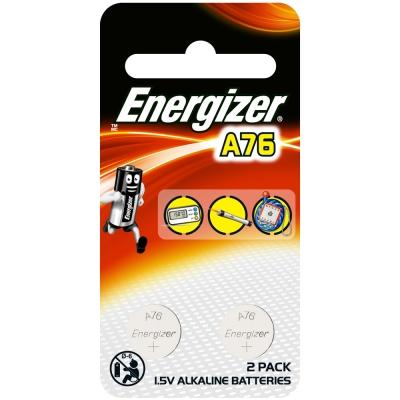 勁量  鈕扣型鋰電池 A 76  ( 2 入)