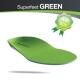 【美國SUPERfeet】健康慢跑多用途抑菌足弓鞋墊-寬版綠色 product thumbnail 1