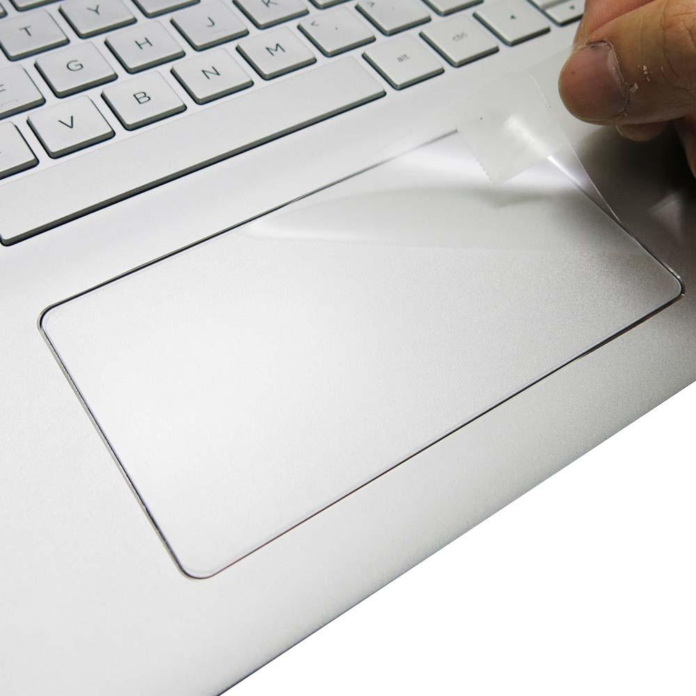 EZstick HP ENVY 15 AS 系列專用 TOUCH PAD 抗刮保護貼