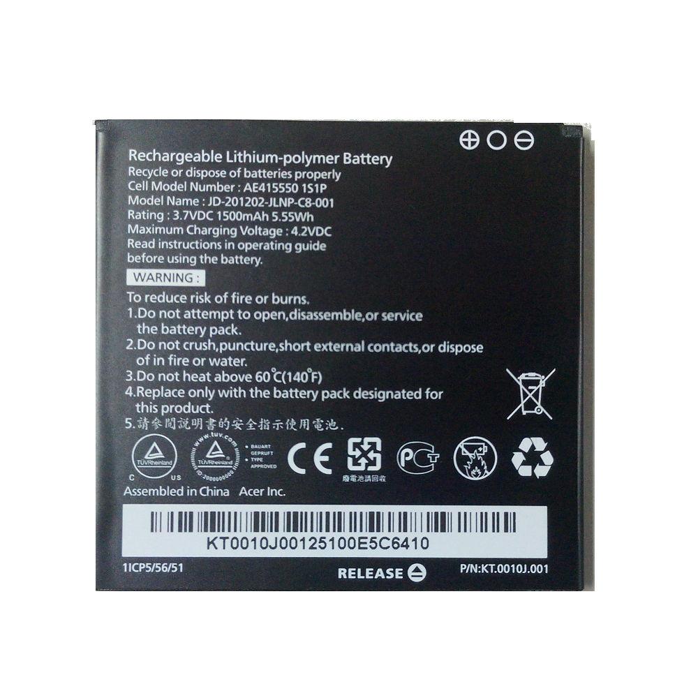 Acer E350 / E350S原廠電池-無吊卡