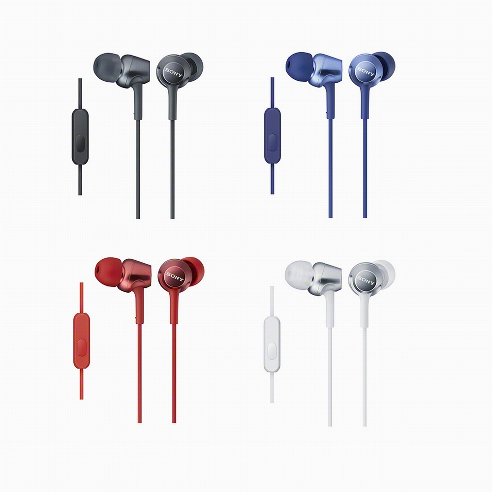 SONY MDR-EX250AP密閉耳道式耳麥SHP2000耳罩式耳機