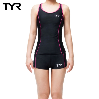 美國TYR Matty RacerBack Tankini兩件式四角泳裝