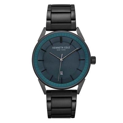 Kenneth Cole 悅簡時尚日期腕錶-KC50190003-41mm