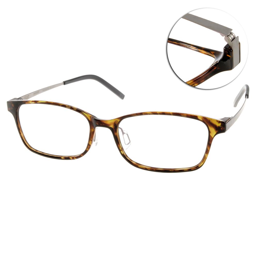 JULIO眼鏡 完美工藝/咖啡-銀#BEIJING HAV @ Y!購物