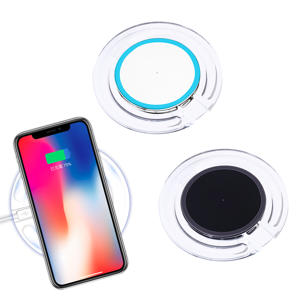 水晶無線充電器 for iPhone 8 Plus/iPhone X/Note8