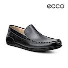 ECCO  CLASSIC MOC 2.0 經典黑莫卡辛鞋-黑