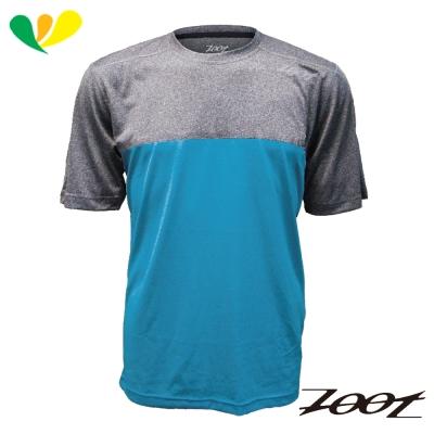 ZOOT 頂級極致型冰涼感運動上衣(男)(星炫灰雅藍)Z1504022