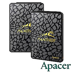 Apacer AS340 120GB 2.5吋 SATA III 固態硬碟