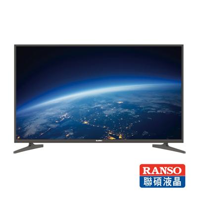 RANSO聯碩 49型 4K UHD 聯網LED液晶顯示器 49R4K-C5