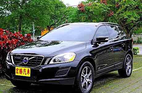 2013 Volvo XC60 D4 旗艦版2.0柴油