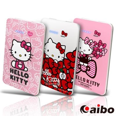 Hello Kitty 甜蜜元氣 12000 Plus 極致輕薄行動電源