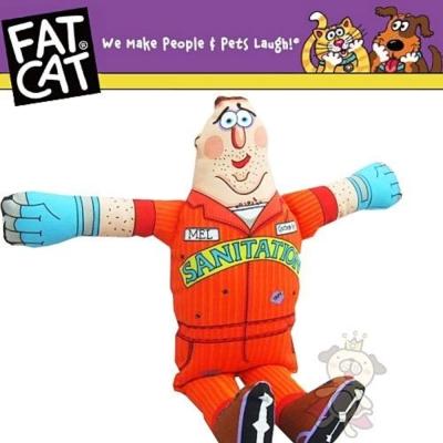 FAT CAT 垃圾仔造型發聲啾啾玩具