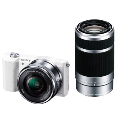 SONY A 5100   16 - 50 mm  55 - 210 mm 變焦雙鏡組(公司貨)