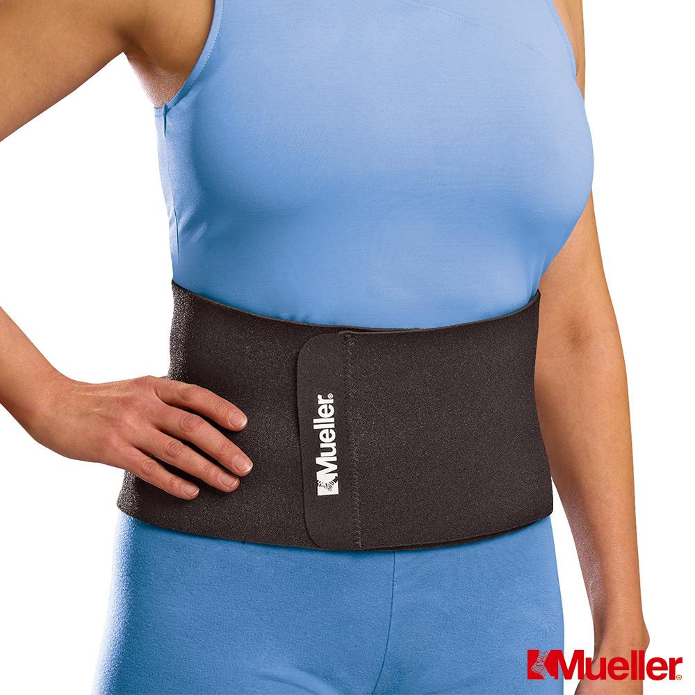 MUELLER慕樂 Neoprene舒適腰薦護具 護腰(MUA68127)