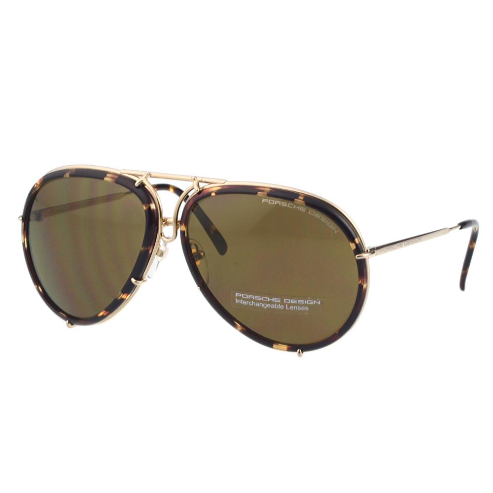 Porsche Designs 保時捷- 太陽眼鏡(琥珀色)