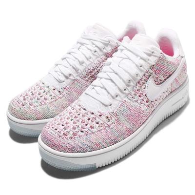 Nike休閒鞋AF1 Flyknit Low女鞋