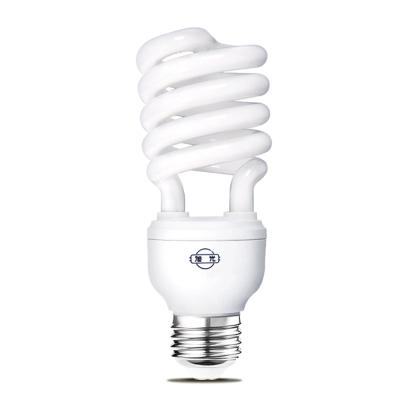旭光 螺旋省電燈泡 23W  白光 黃光可選 超值10入裝