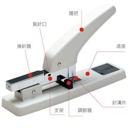 SDI 1140P 重力型釘書機