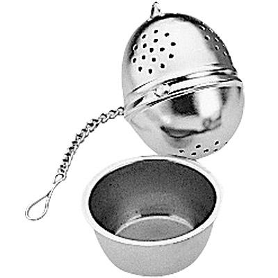 TESCOMA Presto掛式濾茶器+底座
