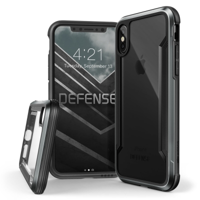x-doria Apple iPhone X 5.8吋 刀鋒極盾系列保護殼