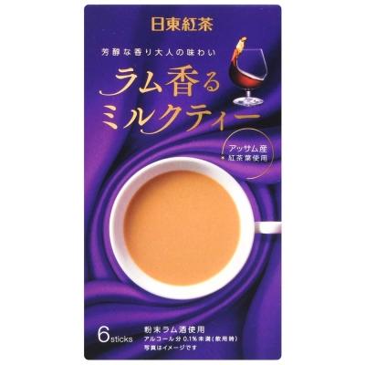 日東紅茶 日東奶茶-萊姆風味(12gx6入)