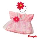 POPO-CHAN配件-小花薄紗洋裝組合
