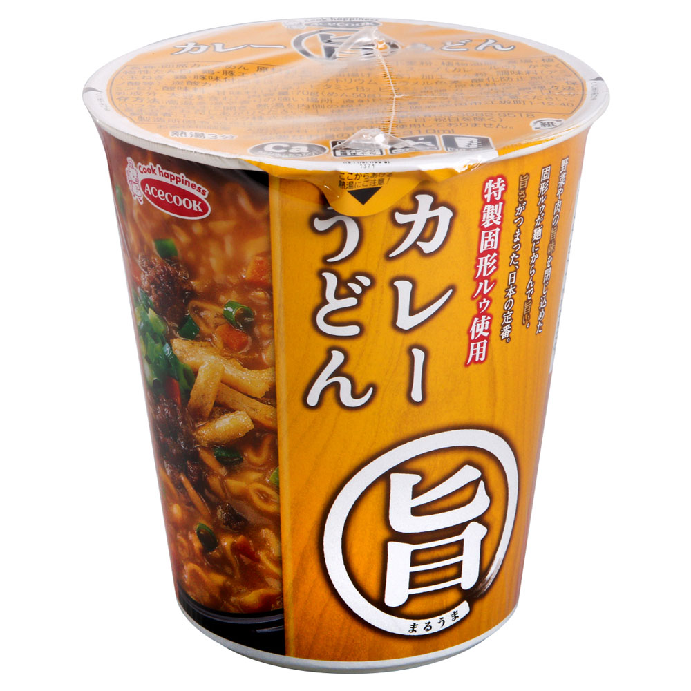 Acecook 旨味杯麵-咖哩烏龍麵(70g)