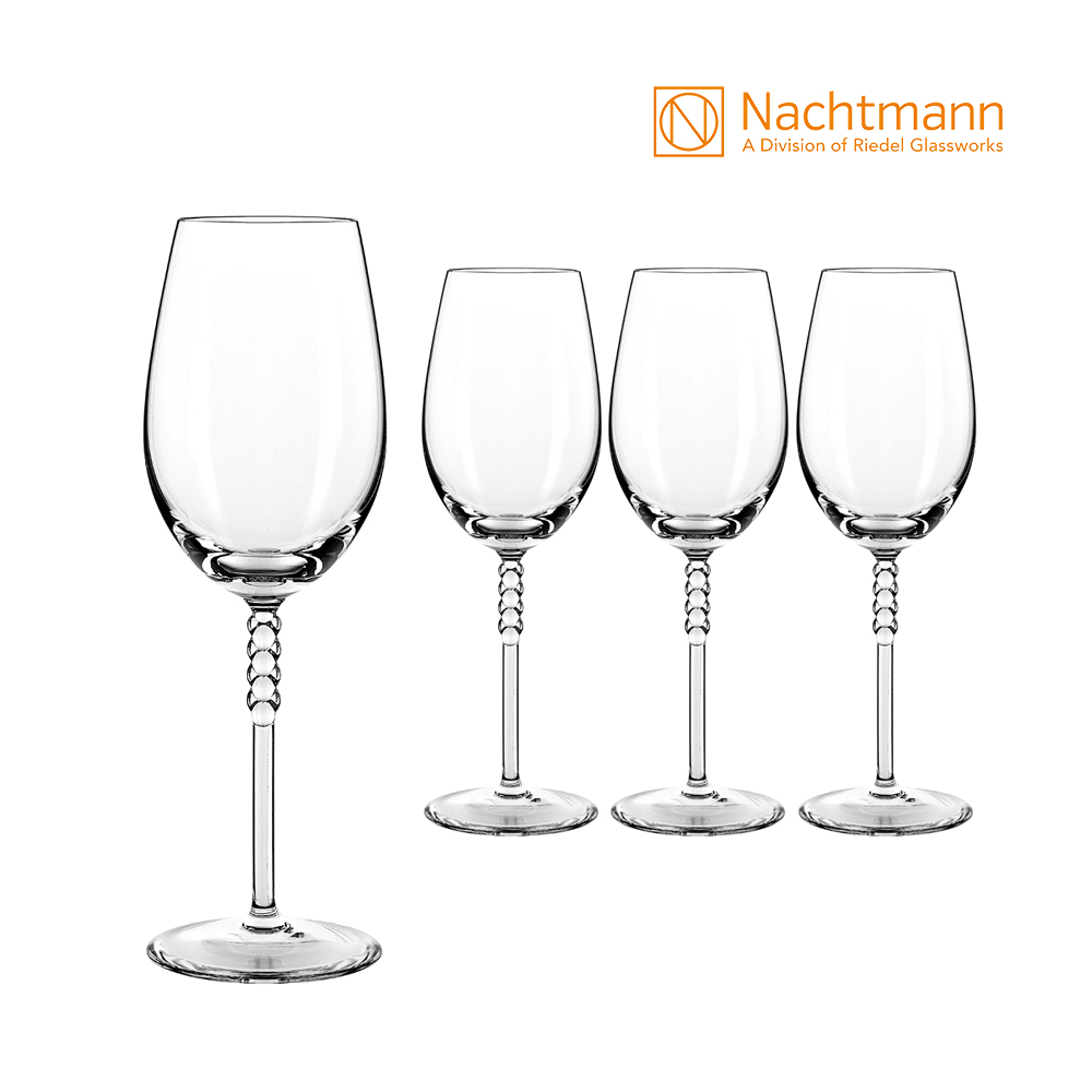 Nachtmann 珍珠大白酒杯4入-Pearls