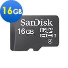 SanDisk microSDHC Class 4 16GB記憶卡 (公司貨)