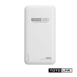TOTOLINK 10000mAh 超薄快充行動電源 TB10000 白