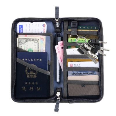 PS-Mall-多功能護照包證件包-防水證件夾-J2054