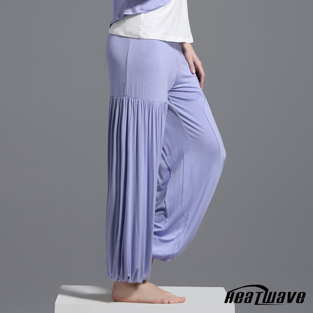 Heatwave 機能瑜珈/韻律褲-長褲-東方韻律-70301