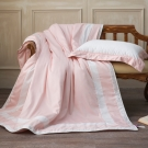 IN HOUSE-SLEEPING BEAUTY-膠原蛋白紗-涼被(粉色-180x210)