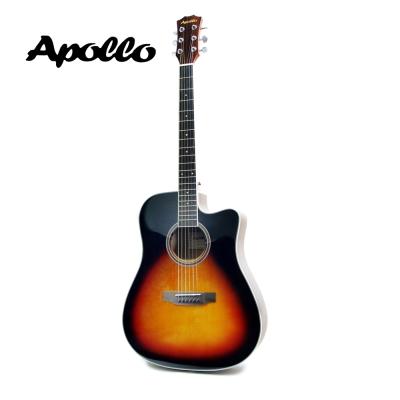 APOLLO A2-DC 缺角民謠吉他 煙燻漸層色款 @ Y!購物
