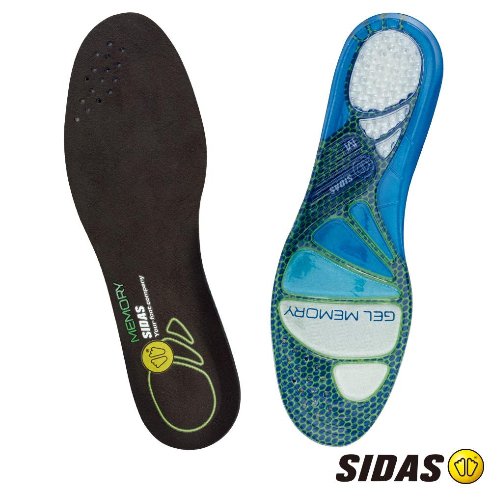 SIDAS 凝膠緩震記憶鞋墊