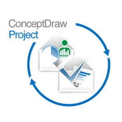 ConceptDraw-Project-v6單機版-下載