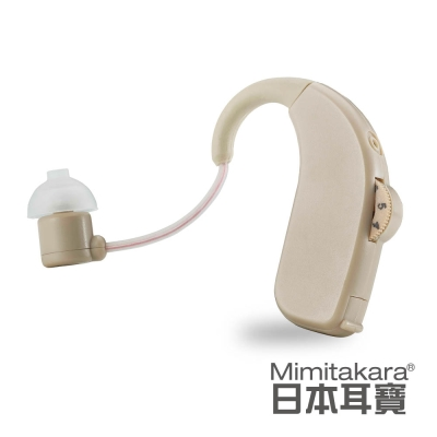 元健大和助聽器(未滅菌) 日本耳寶 電池式耳掛型數位助聽器 6CA2