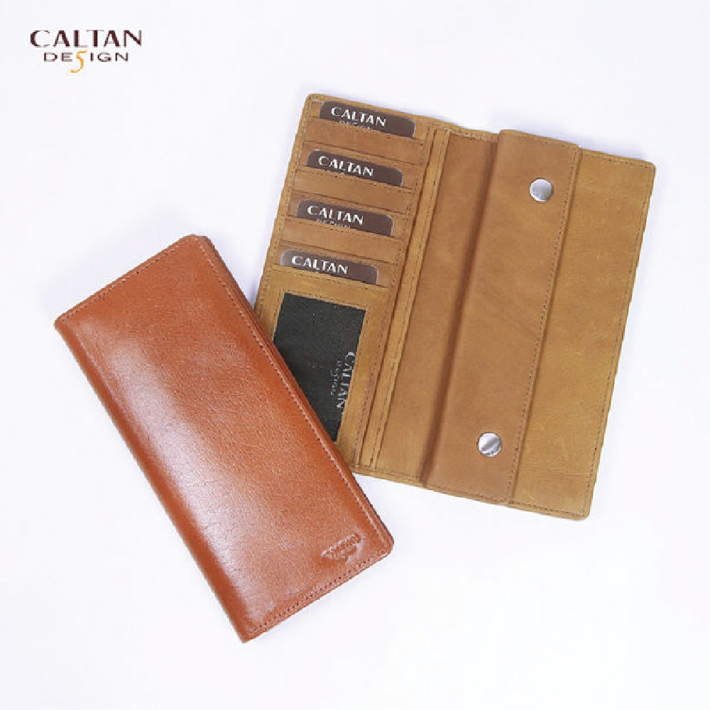 CALTAN - 女用長夾 鈔票夾 信用卡夾 皮件 證件夾 名片夾 - 2040系列