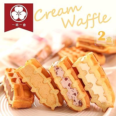 一期一會 神戶綜合慕斯鬆餅7入禮盒(2盒)