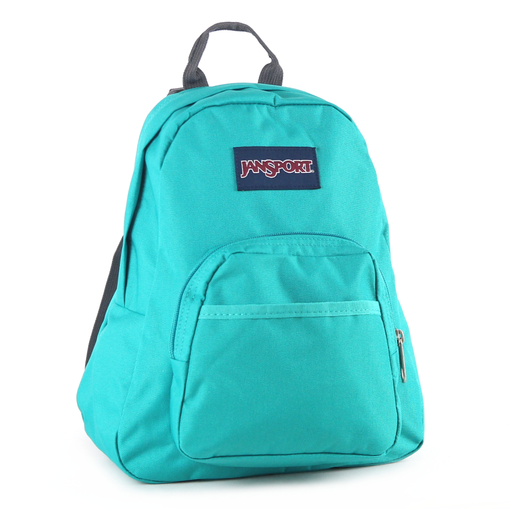 JanSport校園背包(HALF PINT)-孔雀藍(兒童包)