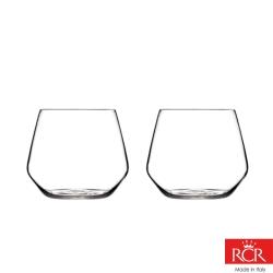 義大利RCR艾瑞爾無鉛水晶威士忌杯(2入)540cc