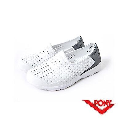【PONY】中性_Tropic D_輕量透氣GOGO鞋_灰
