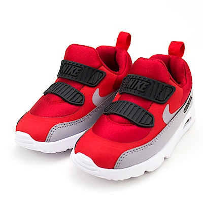 24H-NIKE-幼童鞋881924600-紅灰