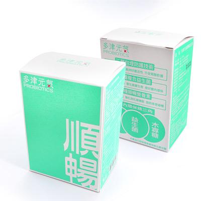 多津元氣順暢益生菌(30包/盒) 1盒