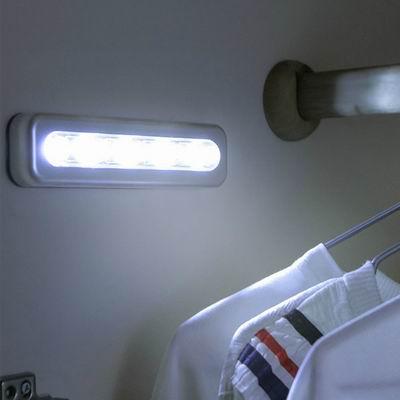 iSFun照明器具長型黏貼按壓LED櫥櫃壁燈