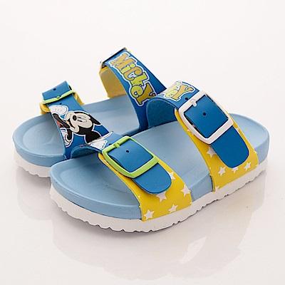 迪士尼童鞋-米奇涼鞋款454755淺藍(中小童段)T1