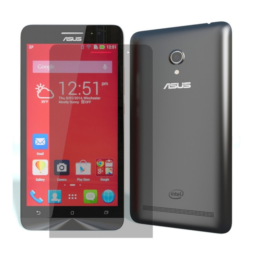 D&A ASUS ZenFone 6 專用日本AG螢幕保護貼(霧面防眩)