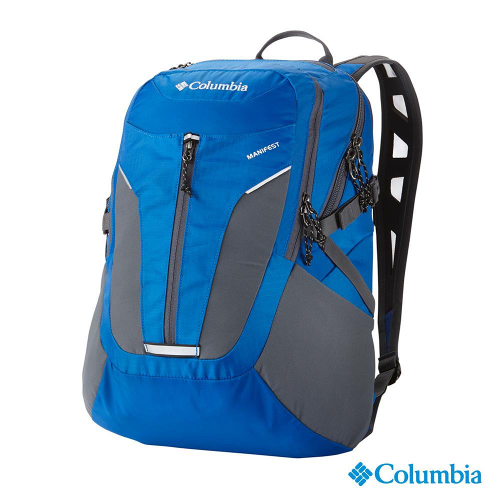 【美國Columbia哥倫比亞】28公升後背包-藍色(UUU90610BL)