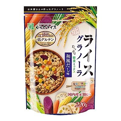 Murase 米穀物脆片 和風口味(220g)